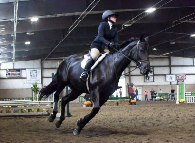 NJEC Riding Indoors
